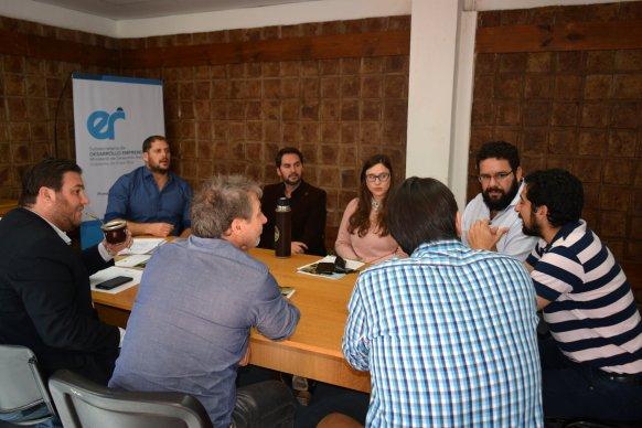 El gobierno provincial continúa trabajando en tutorías para la consolidación y desarrollo emprendedor