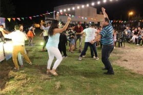 Ceibas recibió al camión escenario viajero de Cultura Encendida