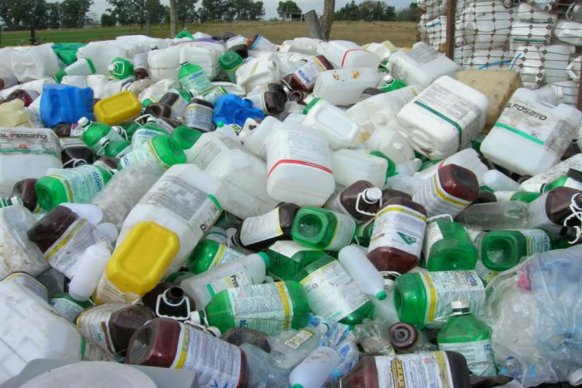 Entre Ríos contará con siete centros de acopio para los envases de fitosanitarios