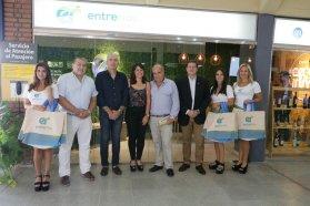 Se instaló un punto de información turística en el aeropuerto de Paraná