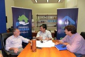 Se ejecutarán  viviendas con recursos provinciales en Yeso Oeste
