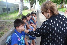 En Entre Ríos en verano los chicos también aprenden