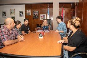 La provincia acompaña la conformación de asociaciones civiles