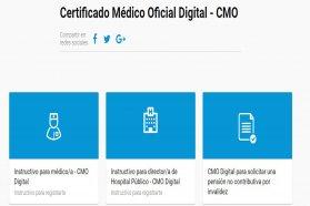 Comienza a implementarse el certificado médico digital para pensiones no contributivas