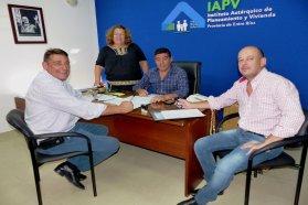 Se construirán otras 16  viviendas en Tabossi con fondos provinciales