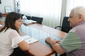Trabajo conjunto entre el gobierno provincia y el sindicato de Hoteleros y Gastronómicos