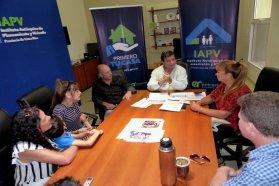 Culminaron los trabajos en dos viviendas  incendiadas   en Paraná