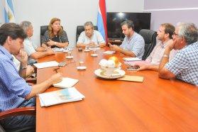 La provincia avanza con las obras viales en el departamento Islas
