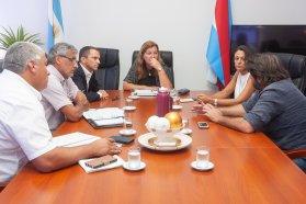 Proyectan mejoras viales con emprendimientos productivos del departamento Gualeguaychú