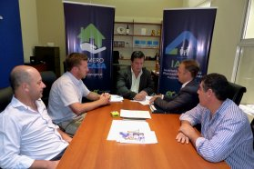 La provincia iniciará la obra de nuevas viviendas en Ceibas con recursos propios