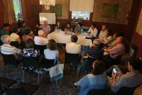 El Estado provincial continúa trabajando con sectores privados del turismo para generar propuestas alternativas