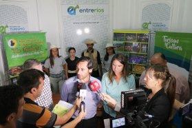 Se presentó la 2° Fiesta Provincial de Jineteada y Folclore La Bailanta