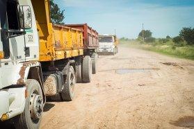 Continúan los trabajos de conservación en toda la provincia