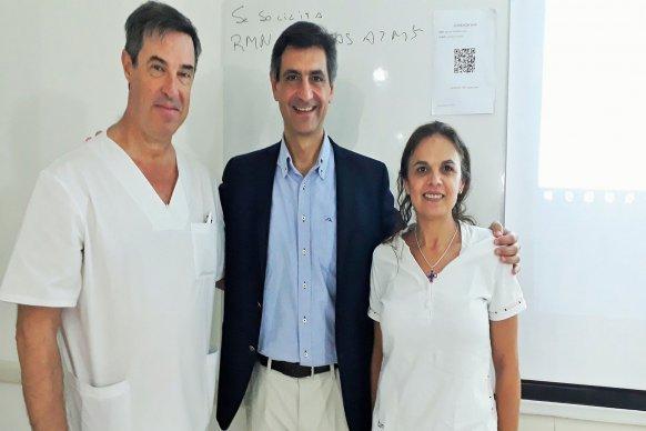 Reinició el curso bienal de odontología en el hospital Centenario de Gualeguaychú