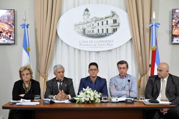 Se realizó la jornada de cadena de valor del sector metalmecánico de la Región Centro