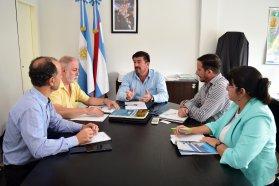 La provincia renueva mecanismos de cooperación con UNER para monitoreos de aire
