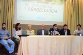 Se realizó el primer Foro Provincial de Agroecología