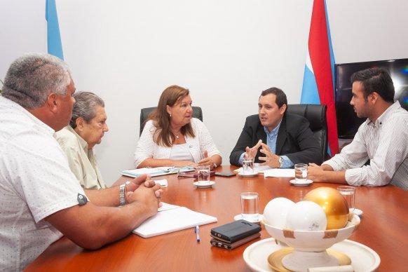 Harán trabajos de conservación en caminos de Estancia Grande, departamento Concordia
