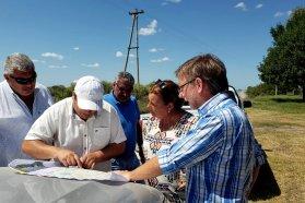 Definen criterios de trabajos para caminos productivos del departamento Gualeguaychú