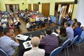 Se llevó a cabo en Concordia reunión informativa sobre créditos para el sector turístico