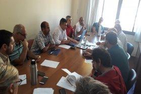 Planes, novedades y resoluciones se trataron en reunión de la Comisión Provincial de Sanidad Animal