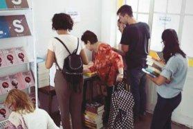 Masiva convocatoria: La Editorial de Entre Ríos regaló más de 2.500 libros