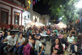 Villa Clara y Rosario del Tala tuvieron su jornada cultural y turística con el camión escenario viajero