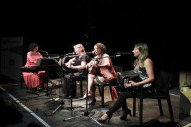Se prepara un recital musical poético en el marco del Encuentro Memoria y Derechos humanos