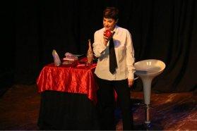 Federal y Federación reciben a Carolina Papaleo en el marco del Mes de la Mujeres