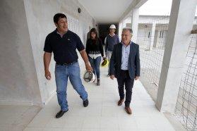 La provincia finaliza obras en la escuela primaria del Barrio El Brete