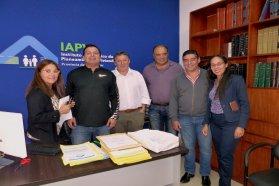 Culminarán viviendas en El Pingo con recursos provinciales