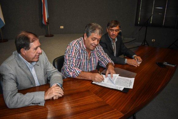 Ampliarán la red colectora cloacal en el barrio Cristo de los Olivos de Concepción del Uruguay