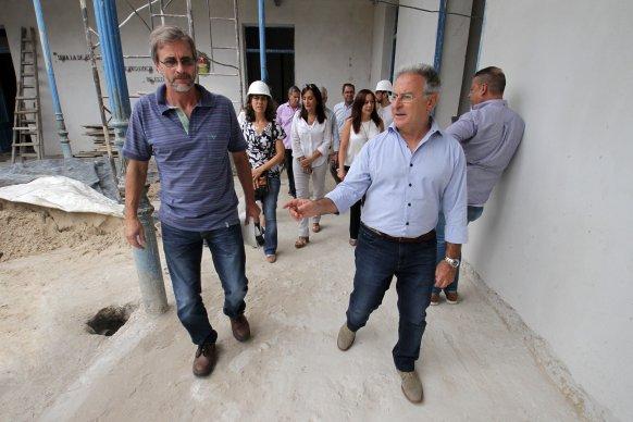El gobierno provincial continúa con el plan de infraestructura provincial comprometido para Gualeguaychú