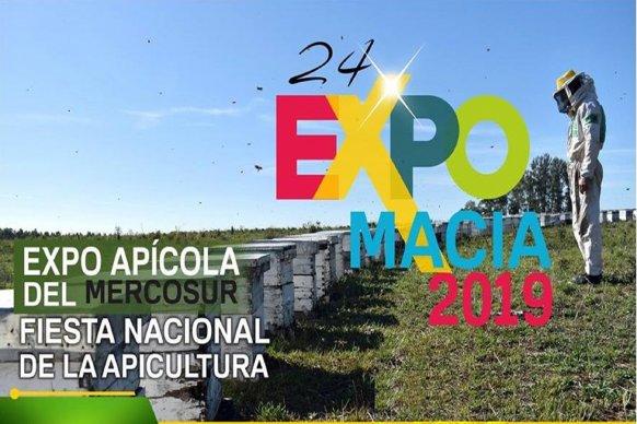 La 24º Fiesta Nacional de la Apicultura y Expo Apícola del Mercosur se realizará en Maciá