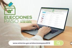 Ponen a disposición una web con toda la información que el votante requiere para las PASO 2019