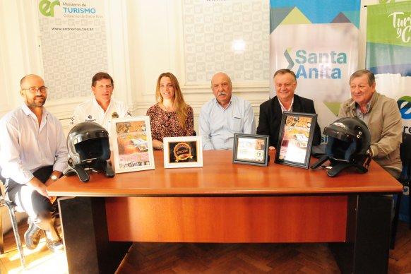 Santa Anita será sede de la 30º edición del Rally Entrerriano