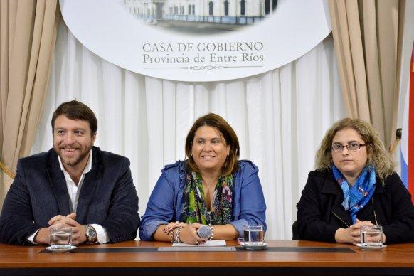 El gobierno provincial lanzó un Programa de Formación Integral
