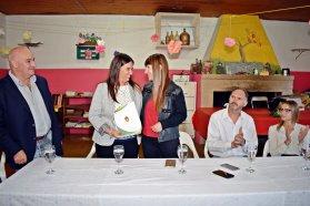 Asumió la nueva directora del hospital Dr. Luis Ellerman de Rosario del Tala