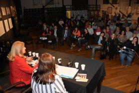 Continúa el Encuentro Memoria y Derechos Humanos en Paraná