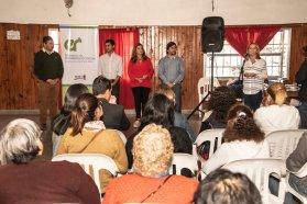 Se consolidan las políticas sociales de la provincia en Diamante