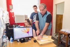 Construirán una calzada sumergible sobre el arroyo Antonio Tomas en el departamento Paraná