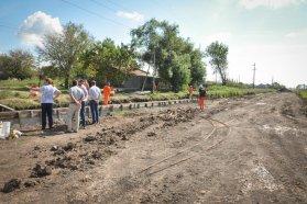 Avanza la construcción de  la ruta provincial 51, en el  departamento Gualeguaychú