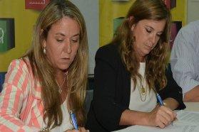 Firman convenio con la Universidad de Concepción del Uruguay para que jóvenes ingresen como becarios
