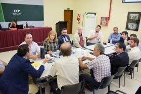 El gobierno provincial, productores y sindicatos del sector citrícola trabajaron en propuestas para el sector