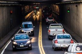 Unos 65.000 vehículos circularon por el Túnel Subfluvial durante el feriado de Semana Santa