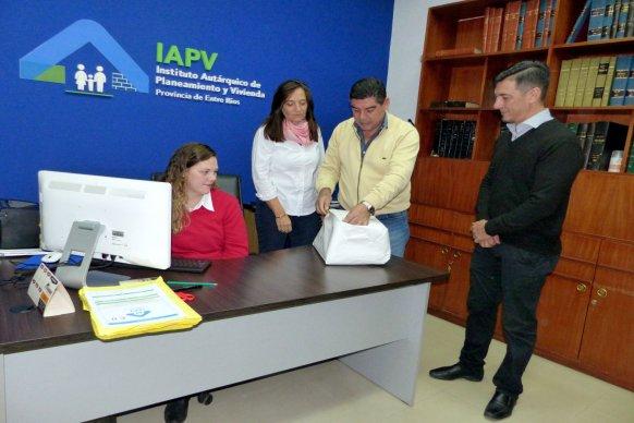 Se licitaron con fondos provinciales 19 viviendas para Colón