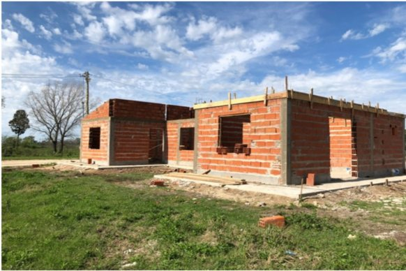 Se ejecutarán nuevas viviendas para María Grande financiadas por la provincia