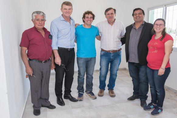 Se inaugurarán viviendas para docentes técnicos en Aranguren