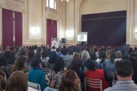 Docentes participaron de las jornadas interinstitucionales Escuela y Redes
