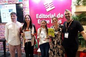 Entre Ríos mostró su producción literaria en el día de la provincia en la Feria Internacional del Libro